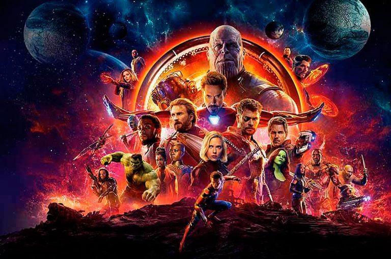 La nueva colección de Hasbro inspirada en Avengers: Infinity War, de Marvel Studios