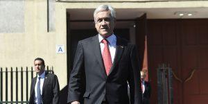 Sebastián Piñera prensa presidencia