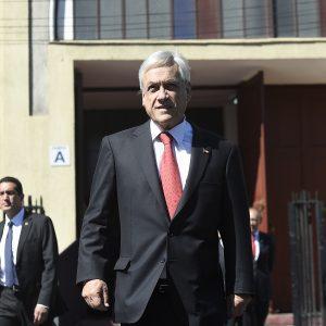 Presidente Sebastián Piñera por Ley de Migración