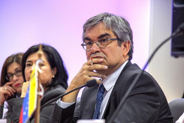 """Marcel por cifras de expansión de la economía: """"Es un poco temprano modificar expectativas de crecimiento"""""""