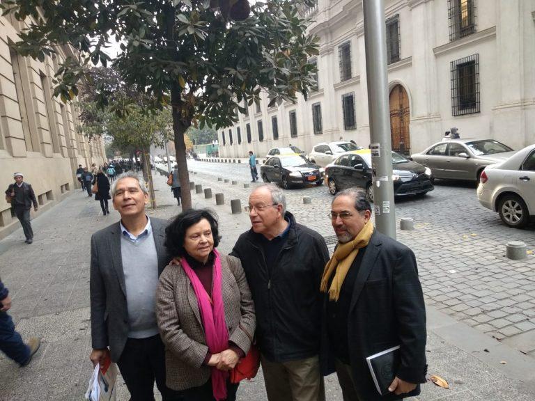 Profesores de la USACH impugnan a rector Zolezzi por aplicar decreto de la dictadura y quitarles la condición de académicos
