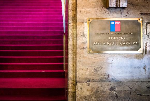 Cancillería remite antecedentes al CDE sobre caso de cónsules