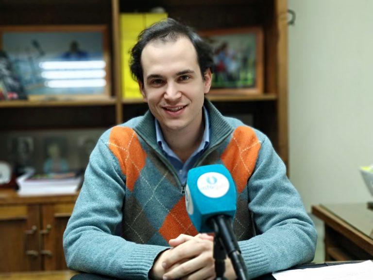 """Antonio Barchiesi, director de Acción Republicana: """"No estamos acá para ganar aplausos. Queremos contribuir"""""""