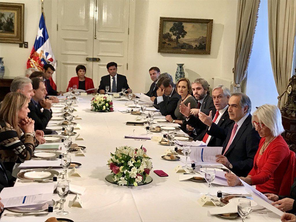 Modernizar Isapres y Fonasa será la meta del Acuerdo Nacional en Salud