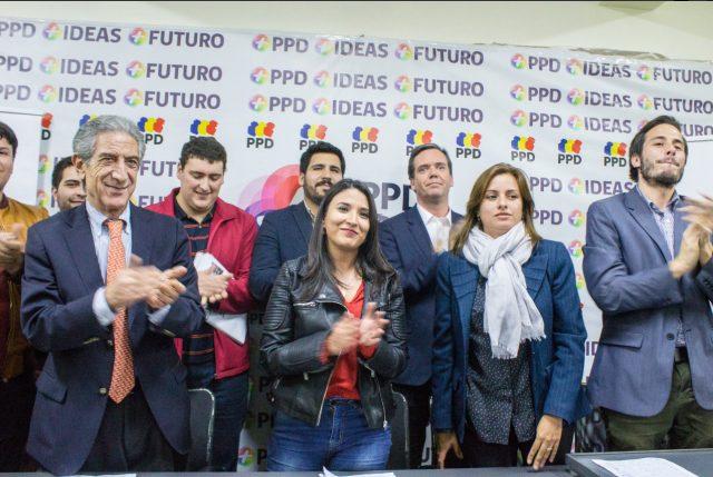 Sector conservador del PPD presenta a última hora una tercera lista para presidir el partido