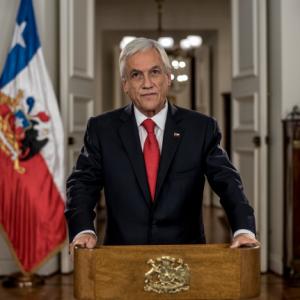 Presidente Sebastián Piñera por EEUU