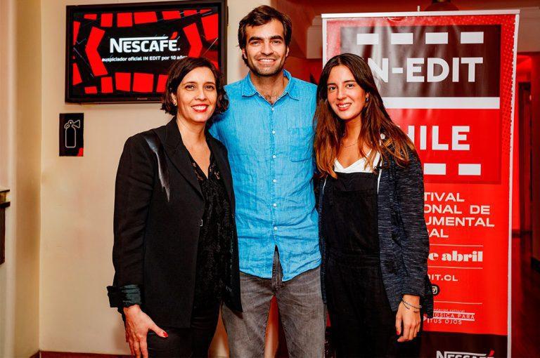 Nescafé cumple 10 años apoyando el Festival IN-EDITChile