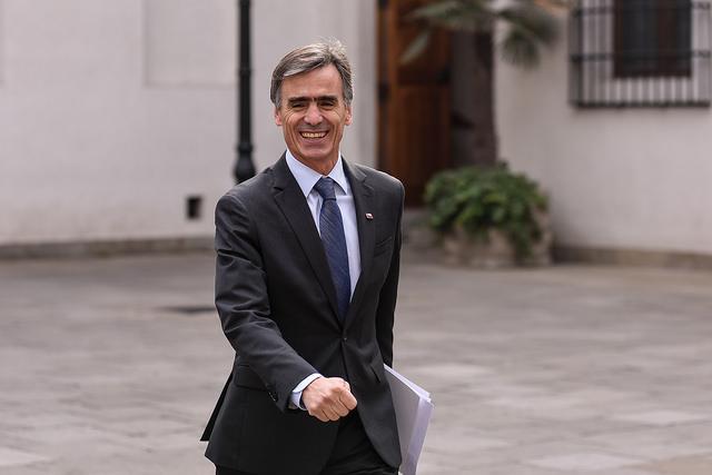 """Gobierno entrega su respaldo a FNE en investigación del denominado """"Cartel del Fuego"""""""