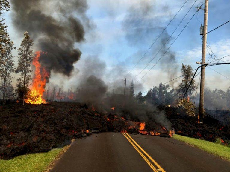 VIDEO // Volcán Kilauea sigue provocando devastación en Hawái: Autoridades mantienen orden de evacuación