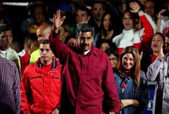 """EEUU y Alemania le ponen presión a Venezuela: Trump aplica sanciones económicas y Merkel califica como """"No libres las elecciones"""""""