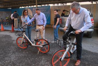 Las comunas de Rancagua y Machalí serían las primeras de la región de O'Higgins en contar con bicicletas públicas
