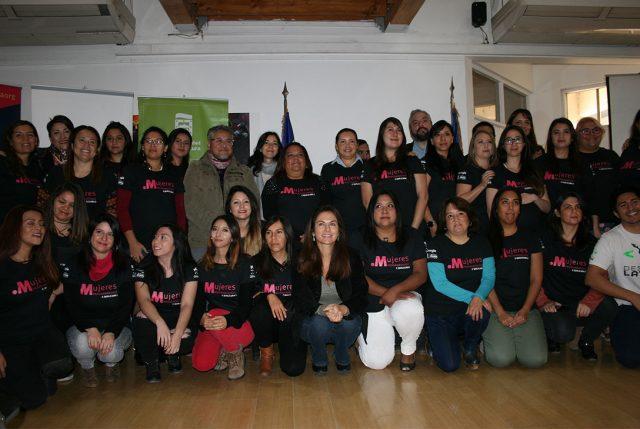 """Reconversión laboral """"Mujeres Programadoras 2018"""" se instala en Quilicura"""