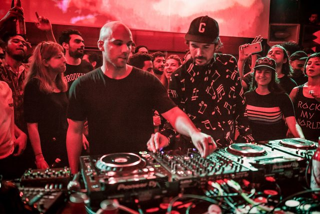 DJ M.A.N.D.Y y Marymoon protagonizarán fiesta electrónica Bud 3X3 en Graffiti Garage