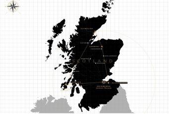 Johnnie Walker hace la inversión más grande en turismo de whisky en Escocia
