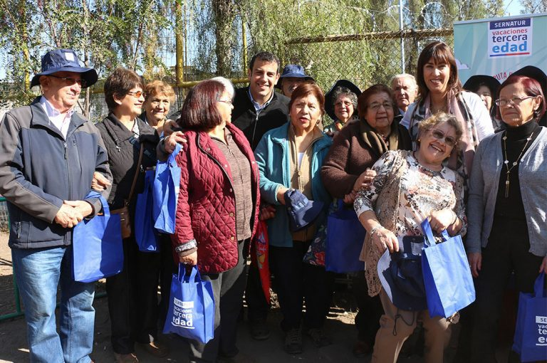 Subsecretaría de Turismo y Sernatur promueven 22 mil cupos sociales del programa Vacaciones Tercera Edad