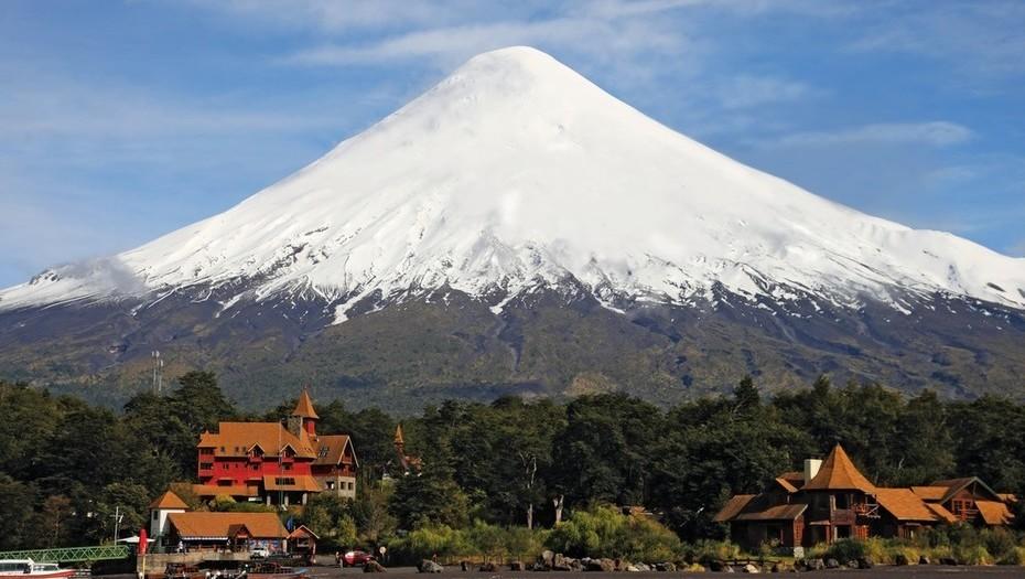 Onemi declara Alerta Temprana Preventiva para comunas de Puerto Octay y Puerto Varas por actividad del volcán Osorno