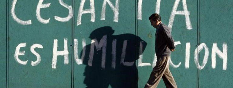 Aumenta el desempleo en el Gran Santiago en diciembre y cifra llega al 8,8%