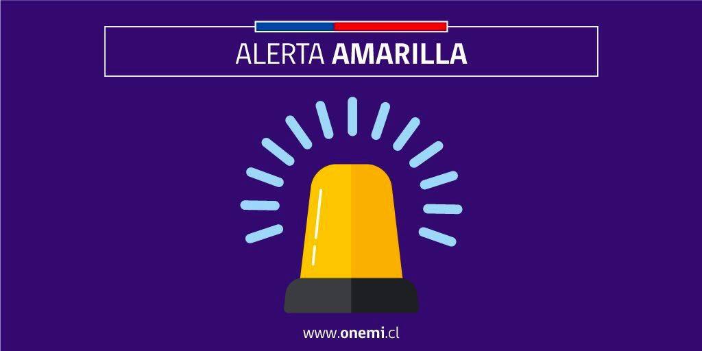 Intendencia Metropolitana declara Alerta Amarilla para comunas de Provincia Cordillera: A nivel país el frente de mal tiempo nuevamente pone a prueba la fragilidad de la red eléctrica