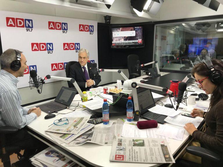 """Presidente Piñera por ordenanzas de piropos: """"Casi no vamos a poder hablar"""""""