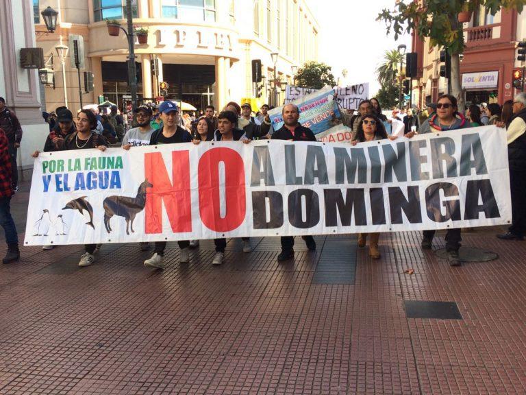 """Diputado Ibáñez contra el proyecto Dominga: """"Nos estamos movilizando contra el lobby brutal que ha hecho el negocio privado con los gobiernos"""""""