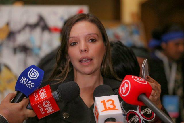 Diputada Camila Flores valora propuesta que pone fin a privilegios de autoridades eclesiásticas