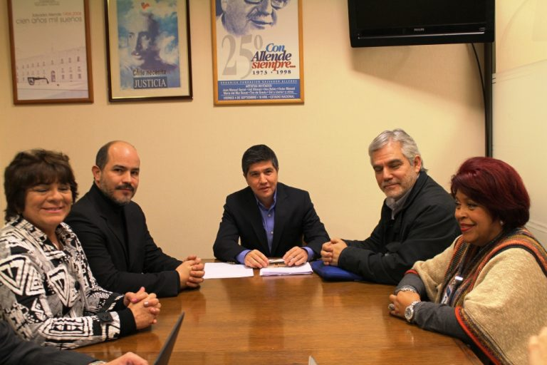 ANEF se coordina con parlamentarios de oposición para que defiendan el Empleo Público