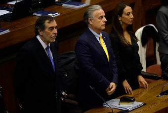 Dura derrota para el Frente Amplio: Cámara rechaza acusación constitucional contra ministro Santelices