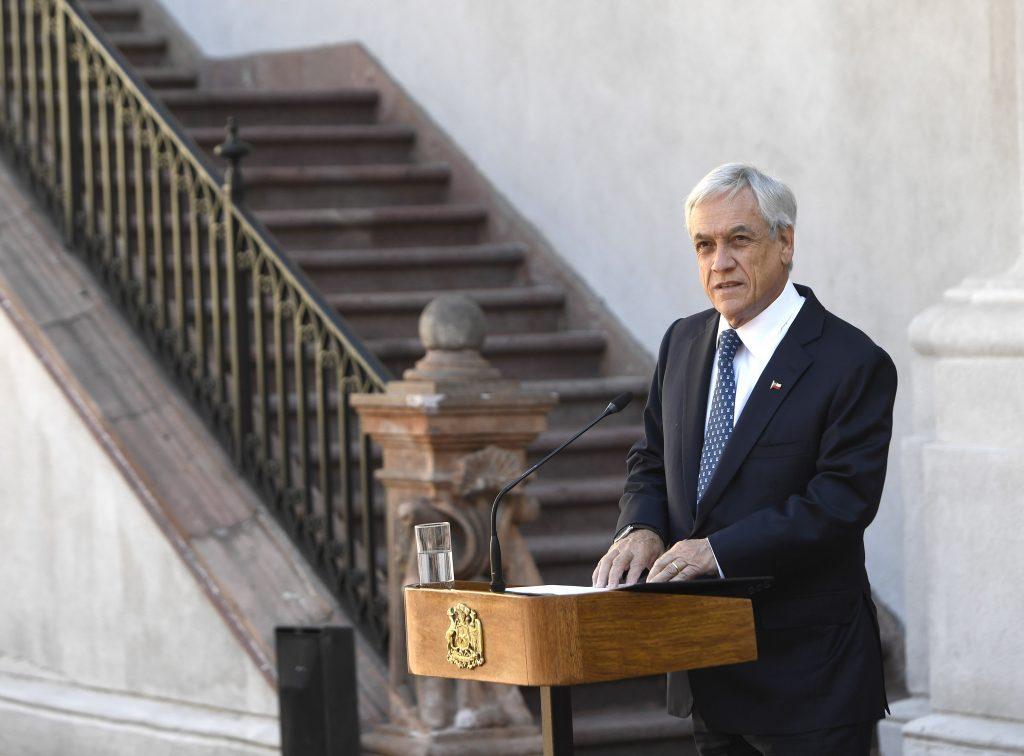 """Presidente Piñera por situación migratoria en USA: """"es una forma cruel de practicar política migratoria"""""""