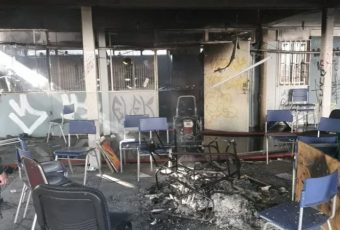 Casi 350 millones le costará arreglar el Liceo Amunátegui al Municipio de Santiago