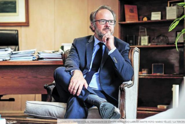 Cancillería informa que Bernardo Larraín Matte asume como miembro alterno del Consejo Empresarial de APEC