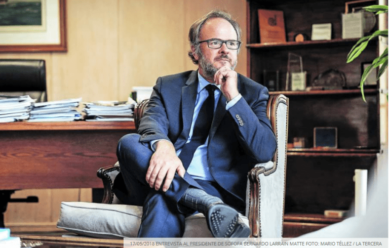 Timonel del Partido de los Empresarios le lee la cartilla al Presidente Piñera