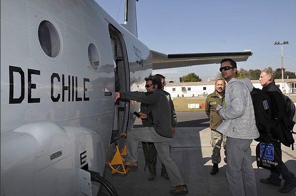 Suprema resuelve mantener investigación  del accidente de Juan Fernández en la justicia militar