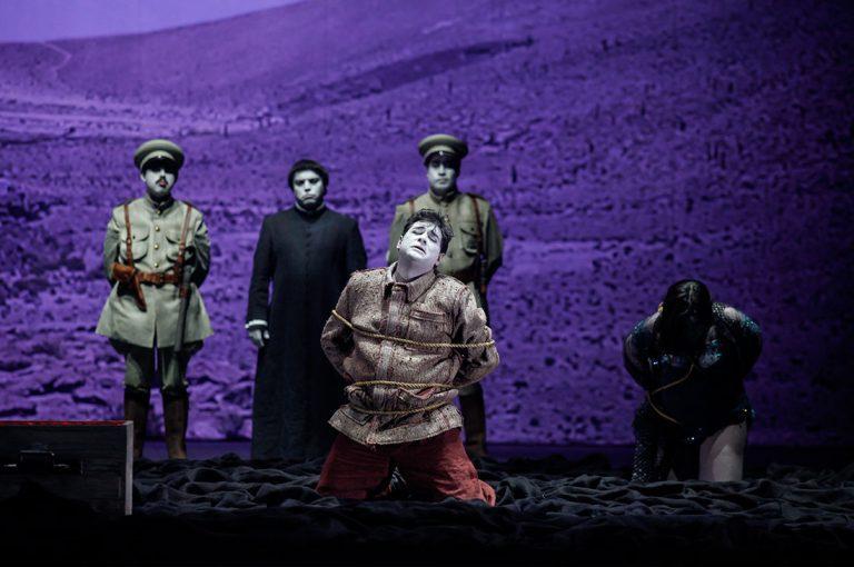 La ópera El Cristo de Elqui será transmitida de forma gratuita vía streaming