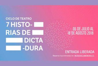 Ciclo de teatro en Museo de la Memoria presentará más de 20 funciones gratuitas