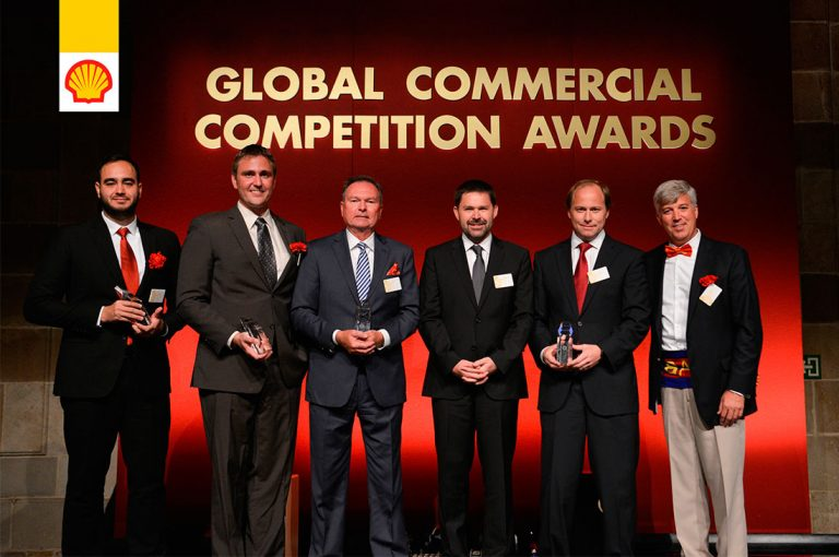 Enex recibe premio como Top MD de Shell Lubricantes
