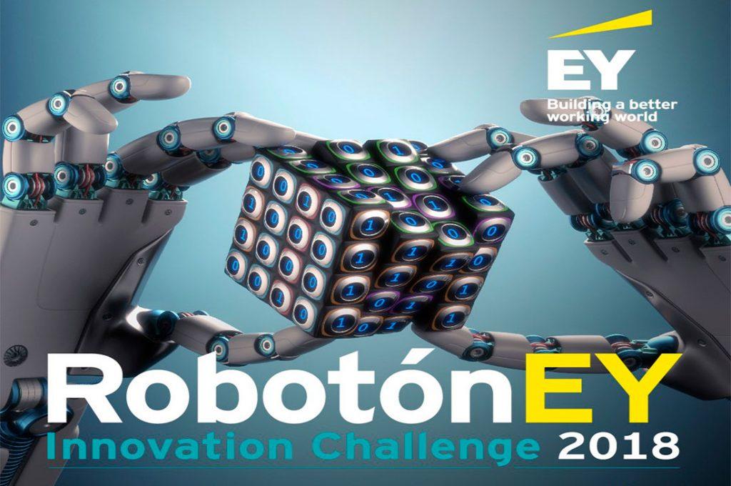 """EY Chile y Desafío Universidades """"Robotón Innovation Challenge"""""""
