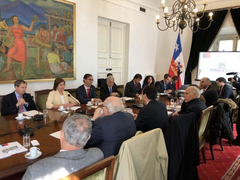 """Presidente Piñera promete avances en calidad en la educación y sentencia que """"es un fin en sí mismo"""""""