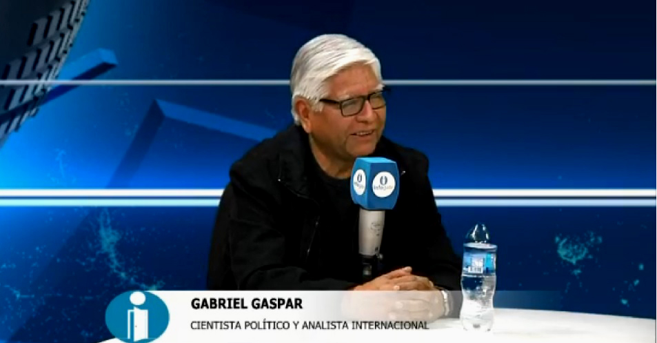 Gabriel Gaspar aconseja abandonar el pacto de Bogotá para evitar más conflictos con Bolivia