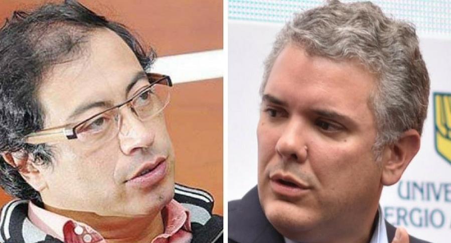 Colombianos escogen en el balotaje entre la derecha y la izquierda