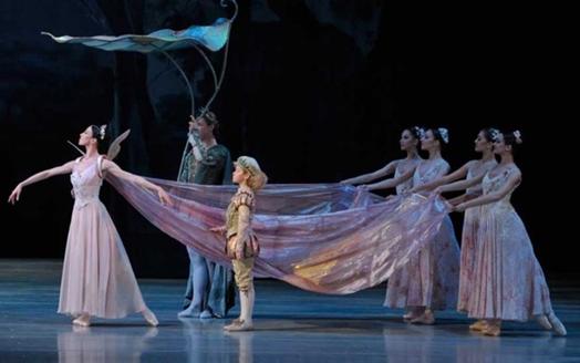 """Versión familiar del ballet """"Sueño de una noche de verano"""" llega al Teatro San Ginés"""