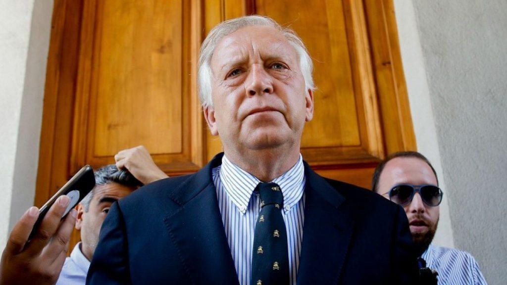 Ex ministro Jorge Burgos se integra al Tribunal de Disciplina de la ANFP