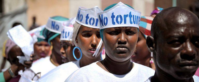 26 de junio: Día Internacional en Apoyo de las  Víctimas de la Tortura