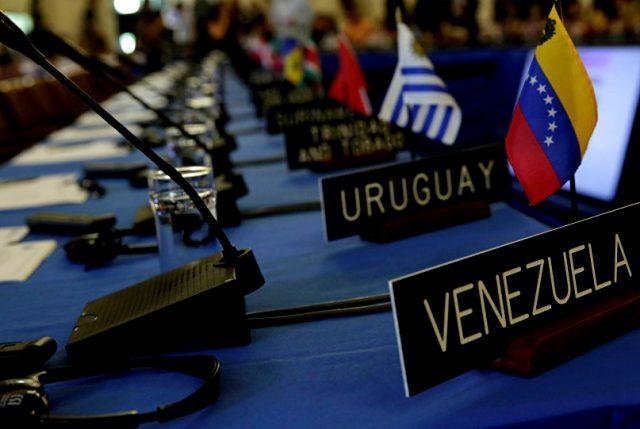 9 países le meten presión a la OEA por crisis en Venezuela y citan a reunión para este viernes