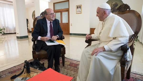 """La dura critica del Papa a la política migratoria de EE.UU. y la califica de """"inmoral"""" y """"populista"""""""