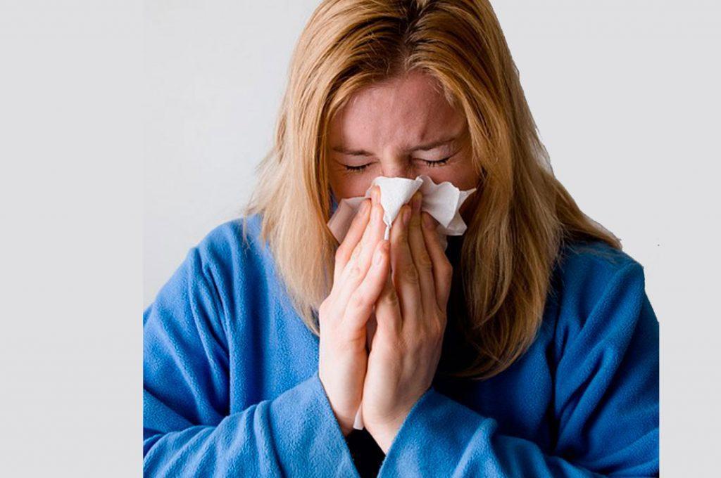 Tips para evitar enfermedades en estos días de frío y lluvia