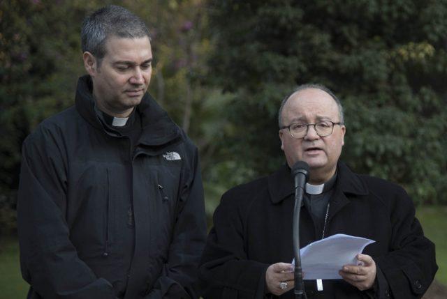 Scicluna declara como testigo ante la Fiscalía por abusos sexuales cometidos por religiosos