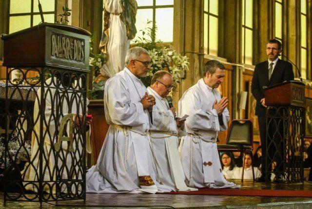 """Iglesia Católica considera el 2018 como un año de """"expresiones repetidas de dolor y vergüenza"""""""