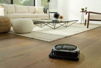 """""""POWERbot"""", la nueva aspiradora robot inalámbrica de Samsung  Electronics"""