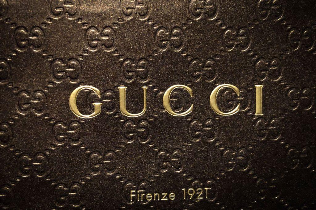 Gucci se posiciona como la marca de lujo en potencia