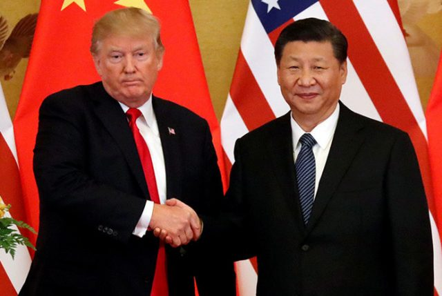 Inicia guerra comercial contra China